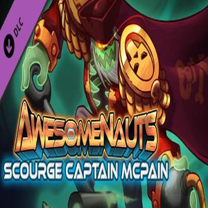 Awesomenauts Scourge Captain McPain Skin