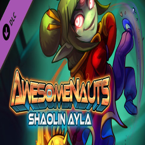 Buy Awesomenauts Shaolin Ayla CD Key Compare Prices
