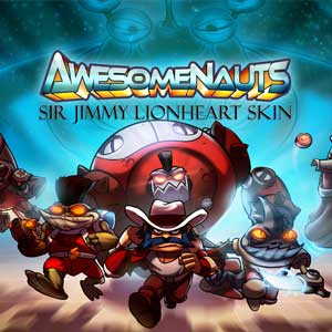 Buy Awesomenauts Sir Jimmy Lionheart Skin CD Key Compare Prices