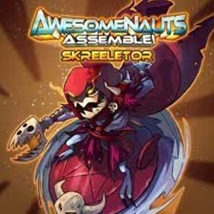 Buy Awesomenauts Skreeletor Skin CD Key Compare Prices