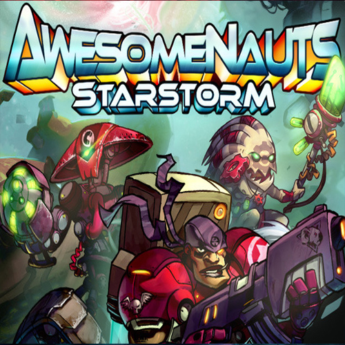 Buy Awesomenauts Starstorm CD Key Compare Prices