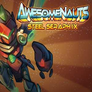 Awesomenauts Steel Seraph Ix Skin