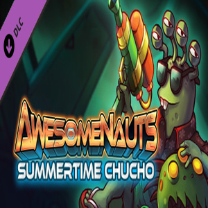 Awesomenauts Summertime Chucho Skin