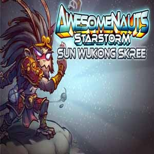 Buy Awesomenauts Sun Wukong Skree Skin CD Key Compare Prices