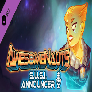 Buy Awesomenauts SUSI Announcer CD Key Compare Prices