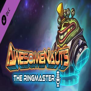 Awesomenauts The Ringmaster Announcer