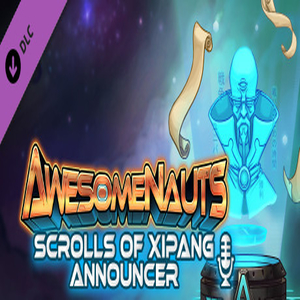 Awesomenauts The Scrolls of XiPang Announcer