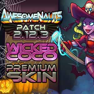 Buy Awesomenauts Wicked Coco Skin CD Key Compare Prices