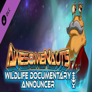 Buy Awesomenauts Wildlife Announcer CD Key Compare Prices