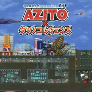 Buy Azito X Tatsunoko Legends Xbox One Code Compare Prices