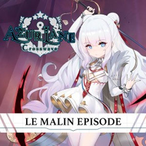 Azur Lane Crosswave Le Malin