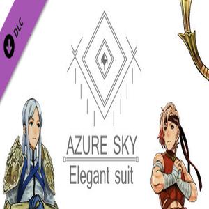 Azure Sky Elegant suit