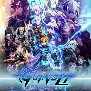 Buy Azure Striker Gunvolt CD Key Compare Prices