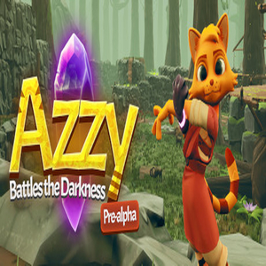 Azzy Battles the Darkness