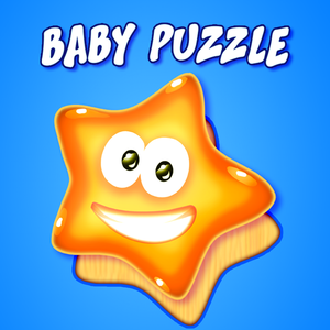 Baby Puzzle First Learning Shapes for Toddlers