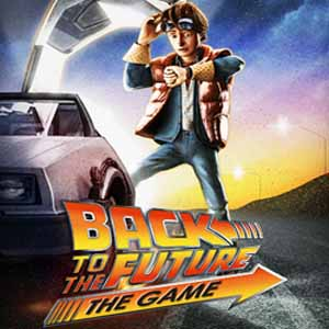 Buy Back to the Future The Game PS4 Game Code Compare Prices