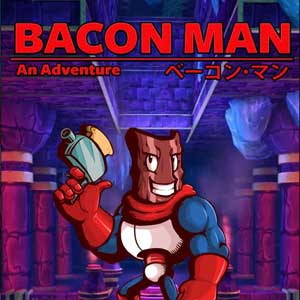 Buy Bacon Man An Adventure CD Key Compare Prices