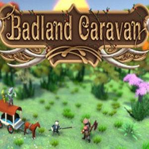 Badland Caravan