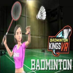 Buy Badminton Kings VR CD Key Compare Prices