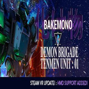 Bakemono Demon Brigade Tenmen Unit 01 VR