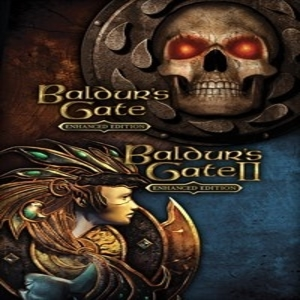 Baldurs Gate and Baldurs Gate 2