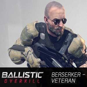 Ballistic Overkill Berserker Veteran
