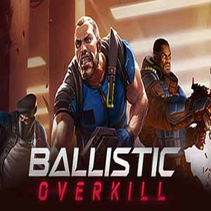 Buy Ballistic Overkill CD Key Compare Prices