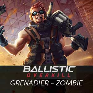 Buy Ballistic Overkill Grenadier Zombie CD Key Compare Prices
