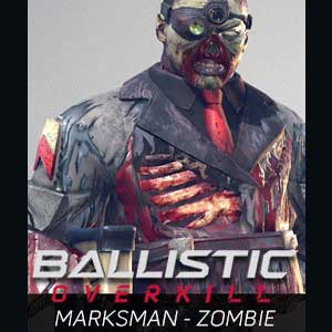Buy Ballistic Overkill Marksman Zombie CD Key Compare Prices