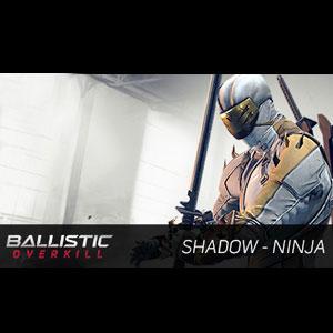 Ballistic Overkill Shadow Ninja