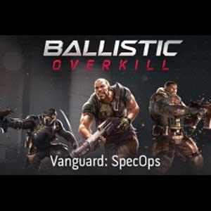 Buy Ballistic Overkill Vanguard Specops CD Key Compare Prices