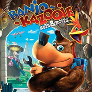 Buy Banjo Kazooie Nuts and Bolts Xbox 360 Code Compare Prices