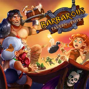 Buy Barbarous Tavern of Emyr Nintendo Switch Compare Prices
