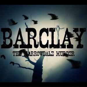 Barclay The Marrowdale Murder