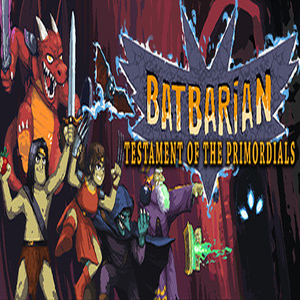 Buy Batbarian Testament of the Primordials Nintendo Switch Compare Prices