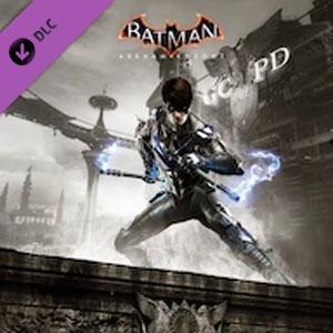 Batman Arkham Knight GCPD Lockdown