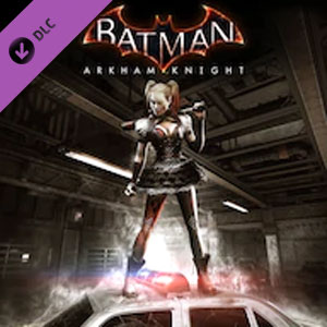 Batman Arkham Knight Harley Quinn Story Pack