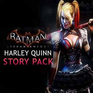Buy Batman Arkham Knight Harley Quinn Story Pack CD Key Compare Prices