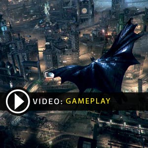 Batman Arkham Knight Xbox One Online Multiplayer Gameplay
