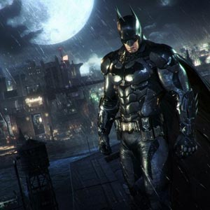 Batman Arkham Knight PS4 Sreenshoot