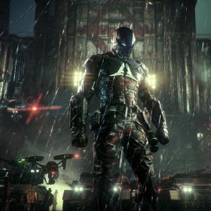 Batman Arkham Knight PS4 Gameplay