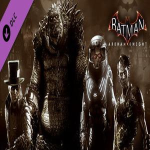 Batman Arkham Knight Season of Infamy Most Wanted Expansion