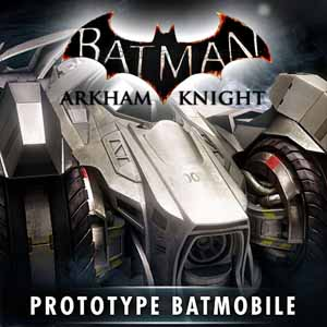 Batman Arkham Knight Waynetech Prototype Batmobile
