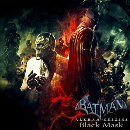 Buy Batman Arkham Origins Black Mask CD Key Compare Prices