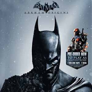 Buy Batman Arkham Origins Heroes and Villians Inc Exclusive Knightfall PS3 Game Code Compare Prices