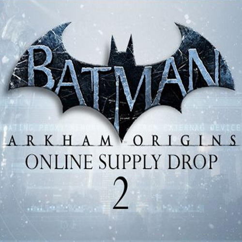 Buy Batman Arkham Origins Online Supply Drop 2 CD Key Compare Prices