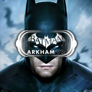 Buy Batman Arkham VR PS4 Game Code Compare Prices