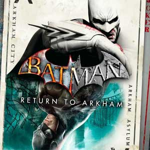 Buy Batman Return to Arkham PS4 Game Code Compare Prices