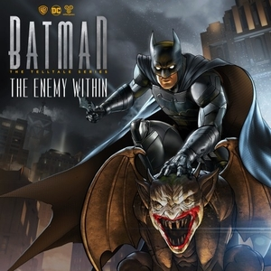 Batman The Enemy Within Episode 1
