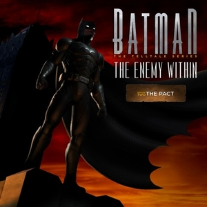 Batman The Enemy Within Episode 2